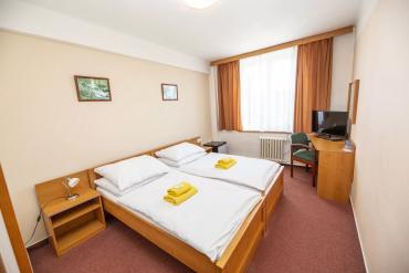 pokoj Standard - Hotel Vysočina